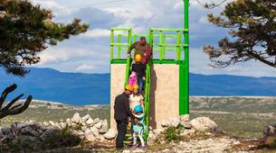 Accrobranche-Krk-Accrobranche sur l'île de Krk en Croatie-5