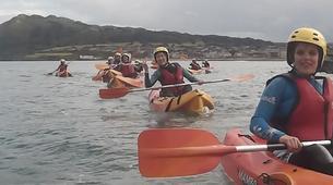 Kayak-County Wicklow-Kayaking Taster in Bray Harbour-2