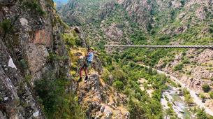 Via Ferrata-Morosaglia-Via Ferrata de la Vallée d'Asco en Haute-Corse-1