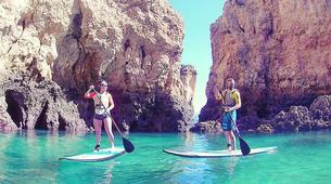 Stand Up Paddle-Lagos-Balade en SUP dans les Grottes de Lagos-2