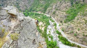 Via Ferrata-Morosaglia-Via Ferrata de la Vallée d'Asco en Haute-Corse-5
