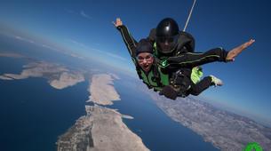 Parachutisme-Zadar-Parachutisme en tandem à Zadar, Croatie-6