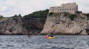 Kayak de mer-Dubrovnik-Sea Kayaking from Dubrovnik to Lokrum Island-4