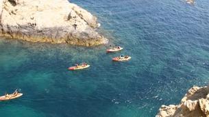Kayak de mer-L'Île-Rousse-Randonnée en Kayak depuis la Plage de Lozari, Corse-2