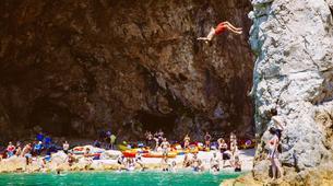 Kayak de mer-Dubrovnik-Sea Kayaking from Dubrovnik to Lokrum Island-6