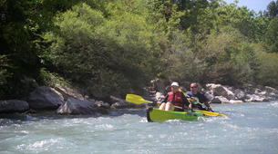 Kayak-Niza-Kayaking down the Var river from Villars-sur-Var-1