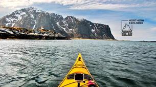 Kayaking-Lofoten-Kayak adventures in Eggum, Lofoten-5