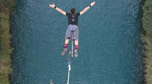 Bungee Jumping-Corinth-Bungee jumping in the Corinth Channel-4