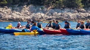 Kayak de mer-Dubrovnik-Sea Kayaking from Dubrovnik to Lokrum Island-1