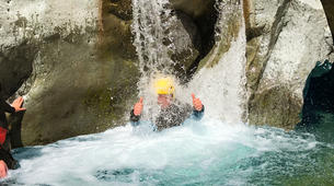 Canyoning-Morosaglia-Canyoning excursions from Ponte Leccia, Corsica-4
