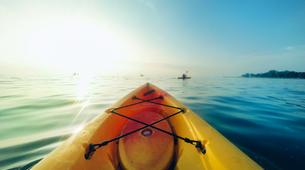 Kayak de mer-L'Île-Rousse-Randonnée en Kayak depuis la Plage de Lozari, Corse-3