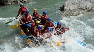 Rafting-Verdon Gorge-Rafting down the Verdon river from Castellane-1