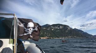 Kitesurfing-Lake Como-Beginner kitesurf course 5 hours in Lake Como-2