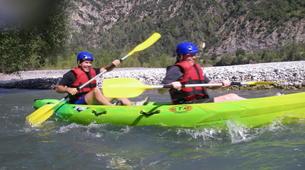 Kayak-Niza-Kayaking down the Var river from Villars-sur-Var-6