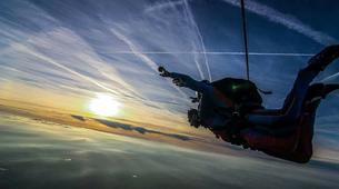 Skydiving-Prague-Tandem skydive from 15,000 ft, in Prague-1