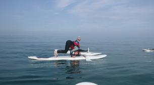 Paddle surf-County Wicklow-SUP in Bray Harbour-2