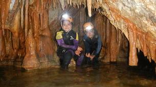 Espeleología-Ronda-Espeleología en Cueva Excentrica en Ronda, Málaga-2