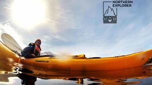 Kayaking-Lofoten-Kayak adventures in Eggum, Lofoten-6