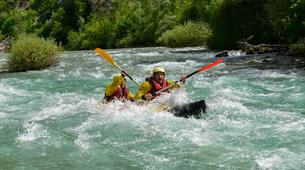 Rafting-Verdon Gorge-Kayaking down the Verdon river from Castellane-4