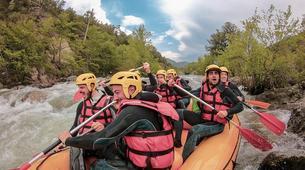 Rafting-Morosaglia-Descente en Rafting du Golo en Haute-Corse-7