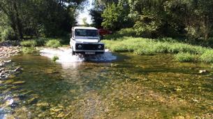 4x4-Karlovac-Off-Road Jeep Tour in Kamensco near Karlovac-1