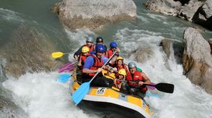 Rafting-Verdon Gorge-Rafting down the Verdon river from Castellane-3