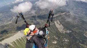Paragliding-Orduña-Paragliding with views of Sierra Salvada Mountains, Orduña-3