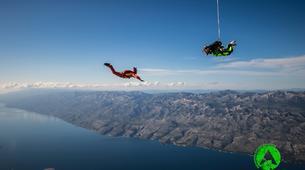 Parachutisme-Zadar-Parachutisme en tandem à Zadar, Croatie-3