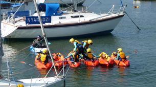 Kayak-County Wicklow-Kayaking Taster in Bray Harbour-1