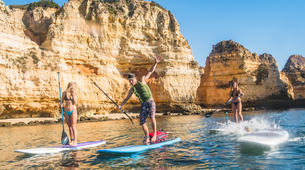 Stand Up Paddle-Lagos-Balades SUP à Lagos, Portugal-4