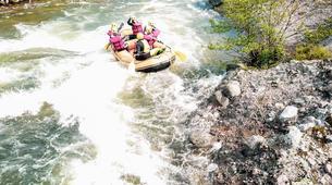 Rafting-Morosaglia-Descente en Rafting du Golo en Haute-Corse-2