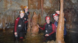 Espeleología-Ronda-Espeleología en Cueva Excentrica en Ronda, Málaga-4
