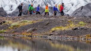 Glacier hiking-Skaftafell-Glacier Walk on Svínafellsjökull Glacier-4