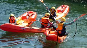 Kayak-County Wicklow-Kayaking Taster in Bray Harbour-6