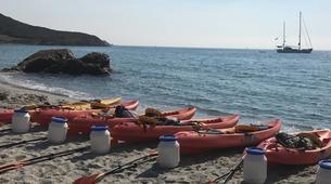 Kayak de mer-L'Île-Rousse-Randonnée en Kayak depuis la Plage de Lozari, Corse-1