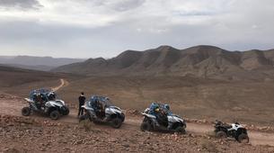 Quad-Agadir-Atlantic Raid Buggy / Quad for 5 days-3