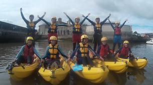Kayak-County Wicklow-Kayaking Taster in Bray Harbour-4