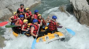 Rafting-Verdon Gorge-Rafting down the Verdon river from Castellane-5