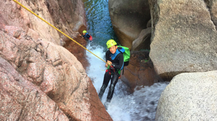 Canyoning-Morosaglia-Canyoning excursions from Ponte Leccia, Corsica-6