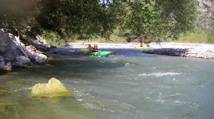 Kayak-Niza-Kayaking down the Var river from Villars-sur-Var-5