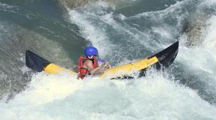 Rafting-Verdon Gorge-Kayaking down the Verdon river from Castellane-5