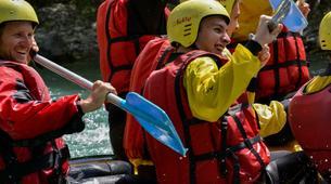 Rafting-Verdon Gorge-Rafting down the Verdon river from Castellane-7