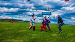 Skydiving-Prague-Tandem skydive from 15,000 ft, in Prague-6