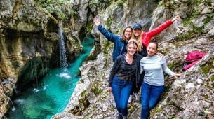 Wandern/Trecking-Bled-7 Alpenwunder Tour in Gorenjska, von Bled aus-4