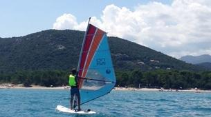 Windsurf-Porto Vecchio-Location de Funboard et Windsurf à Pinarello-2
