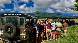 4x4-Saint-François-Excursion en 4x4 Land Rover à Basse-Terre, Guadeloupe-2