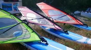 Windsurf-Porto Vecchio-Location de Funboard et Windsurf à Pinarello-5