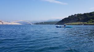 Kayak de mer-Krk-Sea Kayaking in Krk, Croatia-5