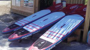 Windsurf-Porto Vecchio-Location de Funboard et Windsurf à Pinarello-3