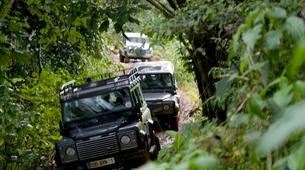 4x4-Saint-François-Excursion en 4x4 Land Rover à Basse-Terre, Guadeloupe-6